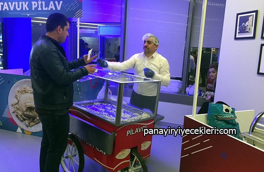 pilav siparişi fiyatı İstanbul