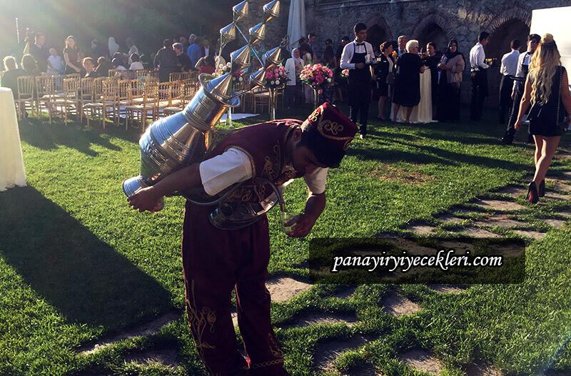 osmanlı şerbeti kiralama ücreti