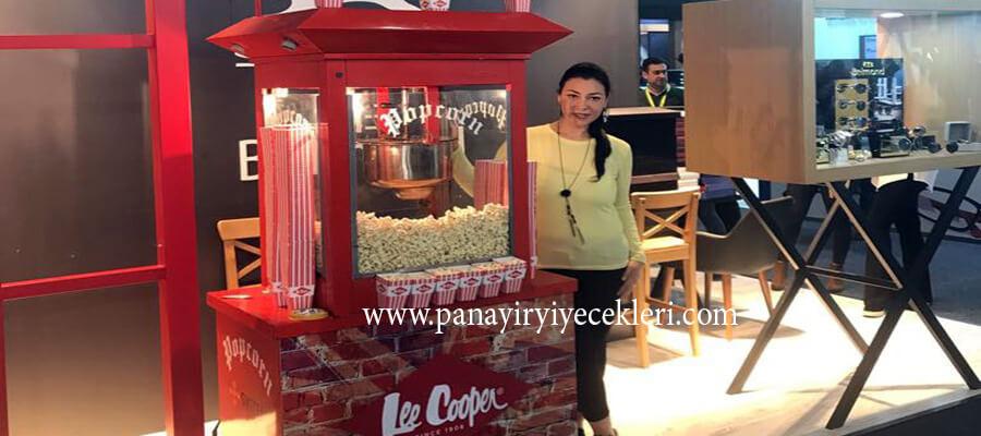 popcorn arabası ücretleri