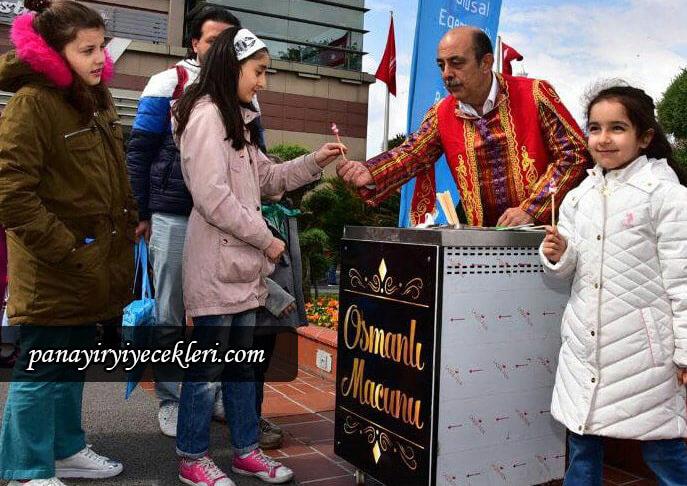 Kiralık Osmanlı Macunu Sipariş Satış