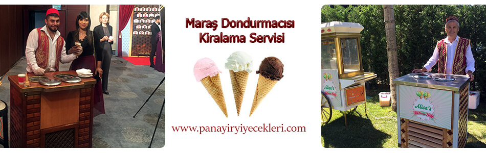 maraş dondurması fiyatları