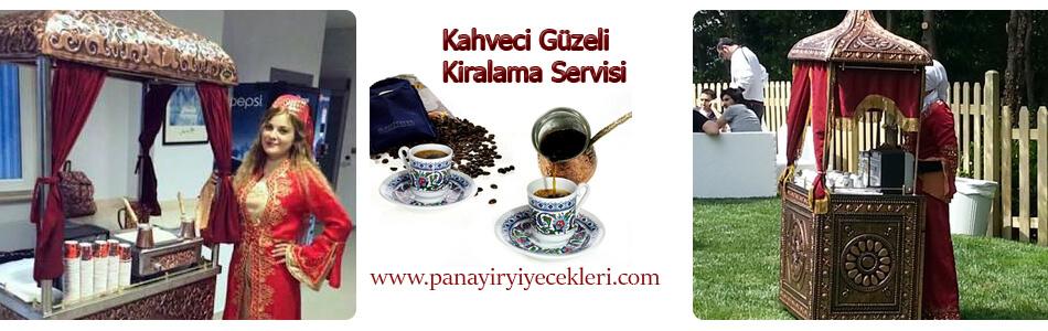 kahve ikramı hizmeti