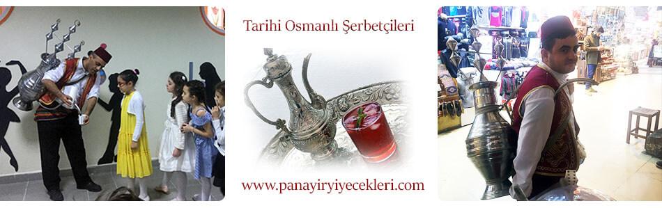 tarihi osmanlı şerbetçisi fiyatları