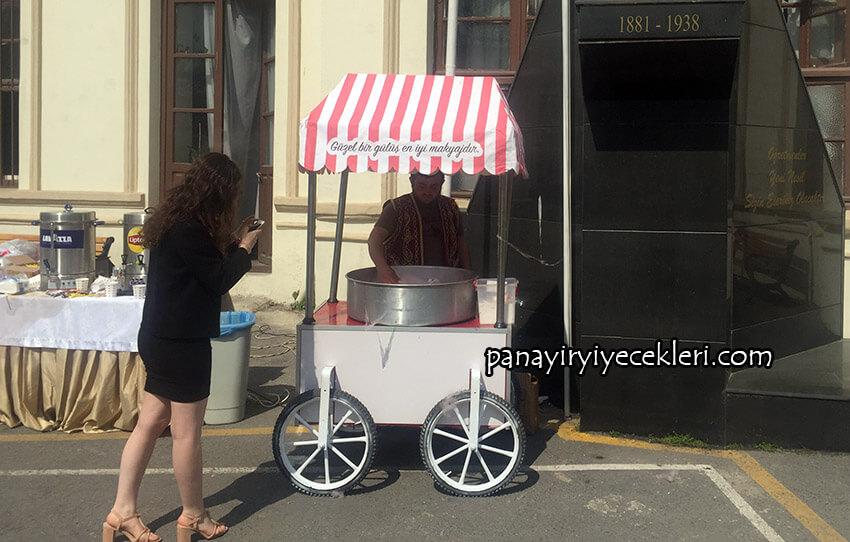 kiralık pamuk şekerci fiyatları en iyi hizmet