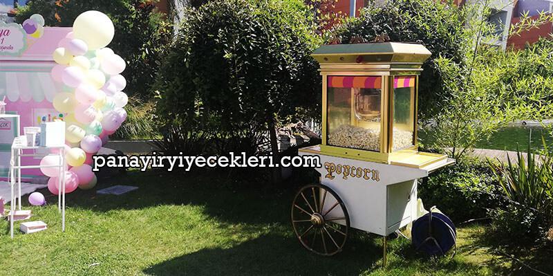 kiralık popcorn arabası istanbul
