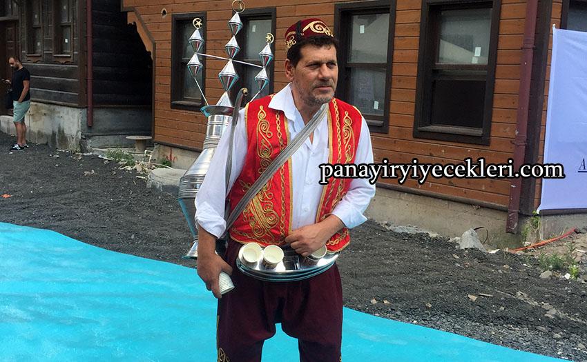 osmanlı şerbetçisi fiyatı 400 tl