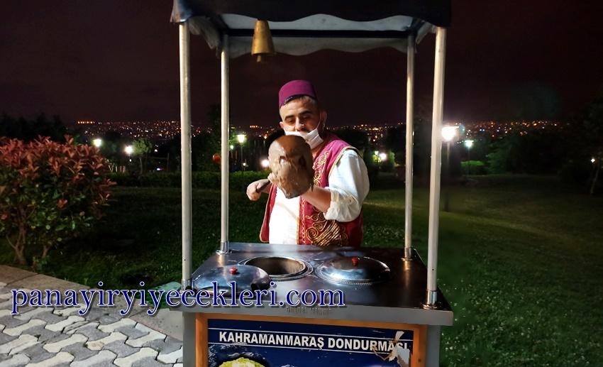İstanbul Maraş dondurmacısı kiralama fiyatları